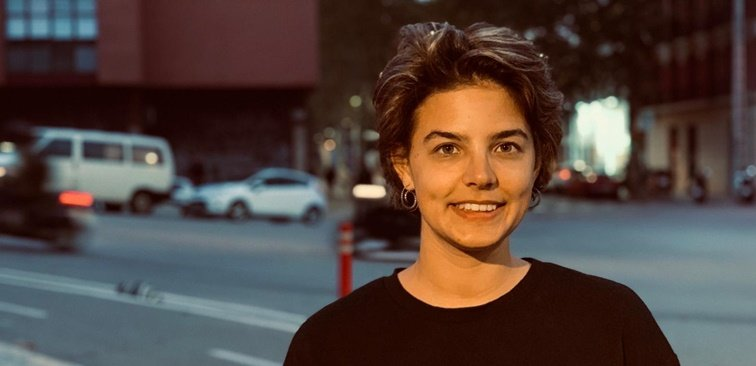 Lanzarote Girl Fears of Living in Barcelona