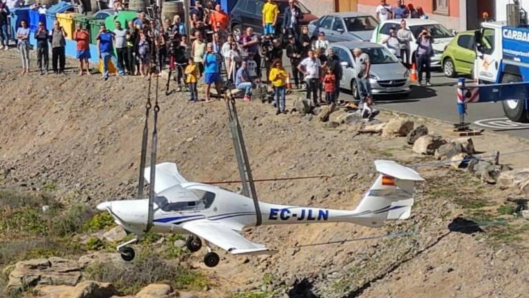 Tragedy  Avoided on the Coast of Moya, Gran Canaria