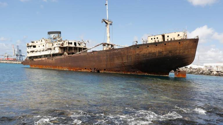 The Telemon Saga Near Los Marmoles Arrecife Continues