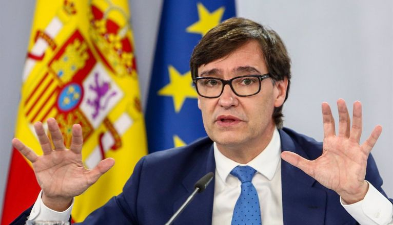 Minister of Health Praises The Canary Islands