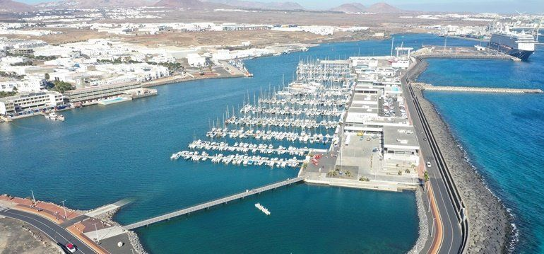 Cruises to Operate Again in the Canarian Ports from November 5th
