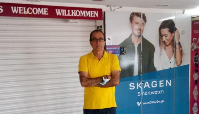 Small Businesses Warn of the Economic Ruin in Puerto del Carmen