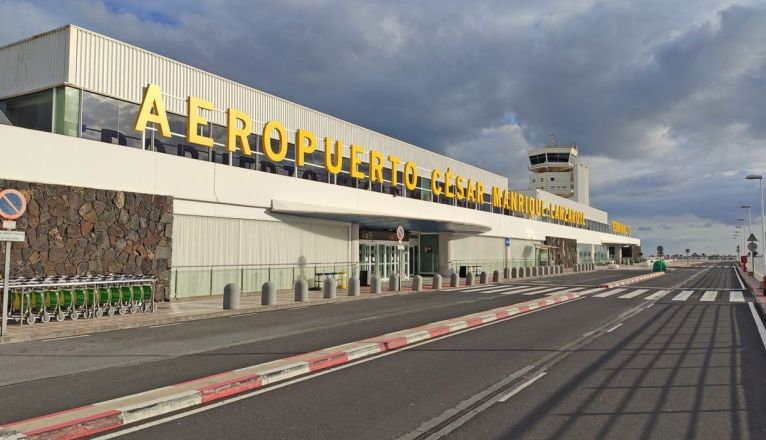 Lanzarote Airport Install PCR Control for International Travellers