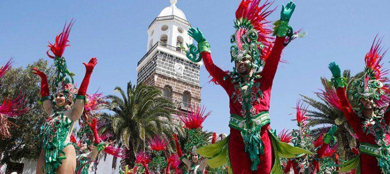 Teguise Promotes a Virtual Carnival
